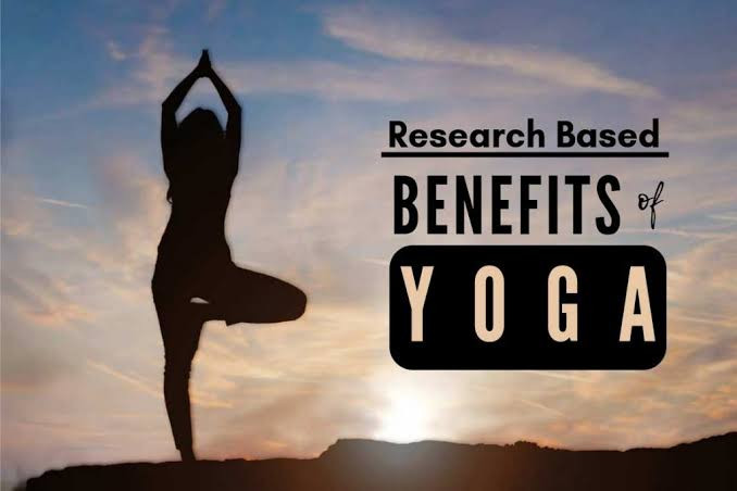 Benefit of yoga and meditation healthy life