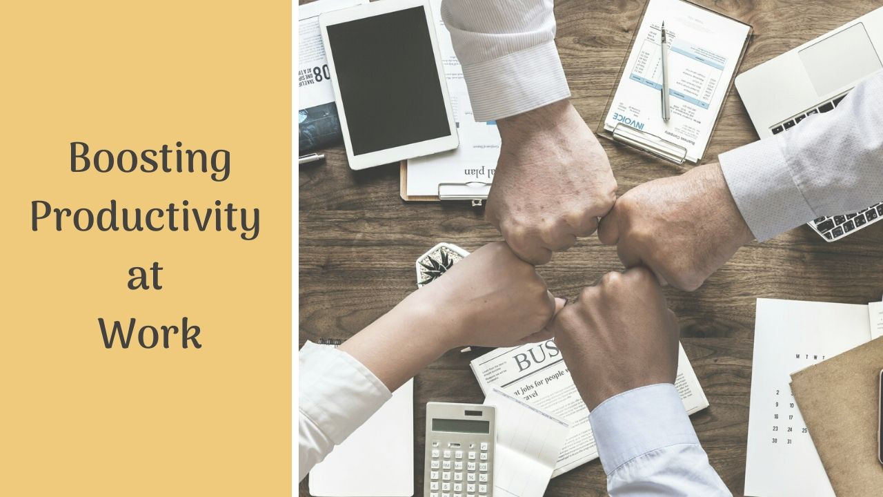 12 Important Internal Strategies to Increase Productivity at the Workplace