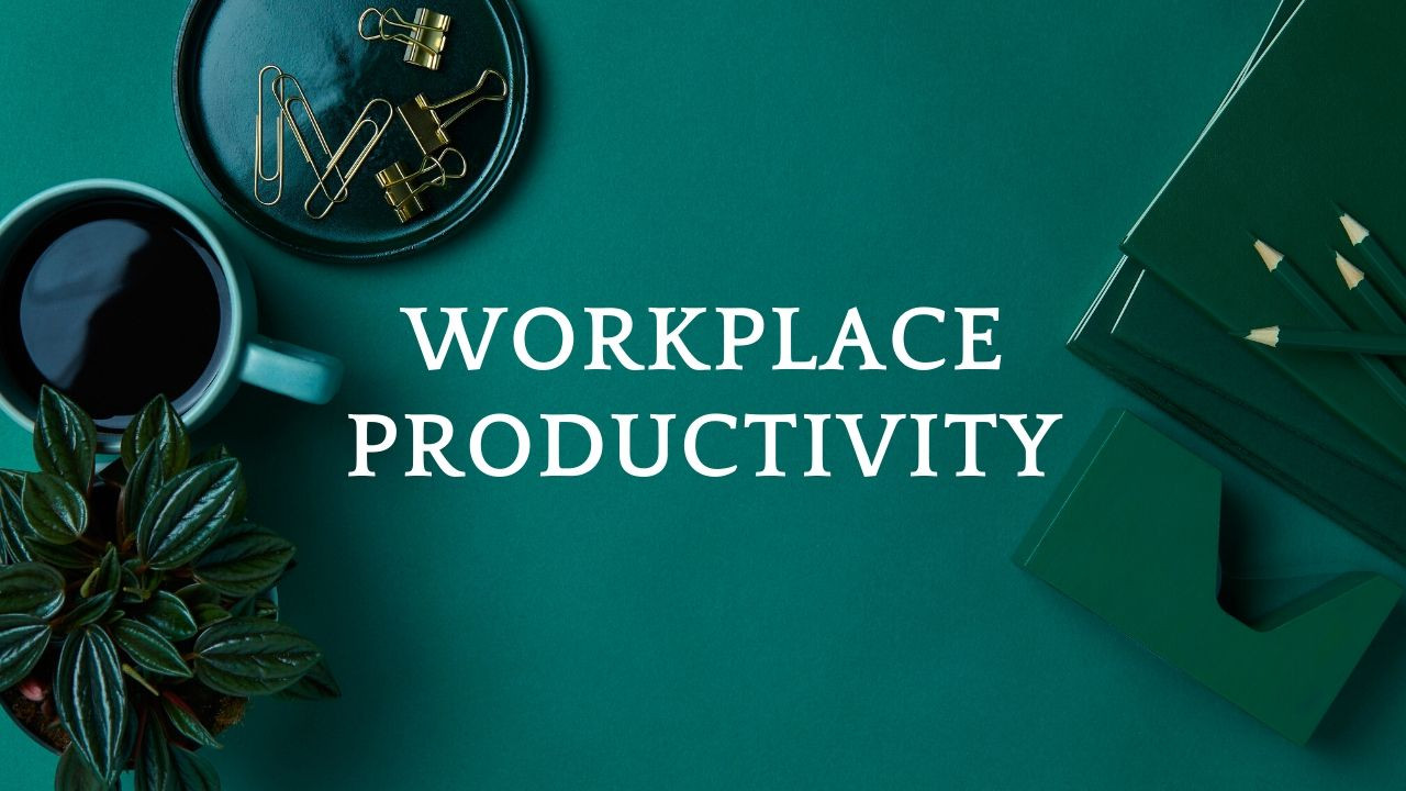 Measuring Workplace Productivity: Understand What a Productive Workplace is ?