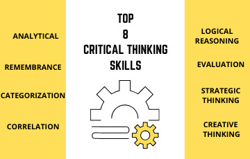 What are the Top 8 Critical Thinking Skills?