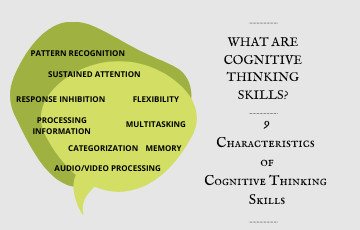What are Cognitive Thinking Skills?