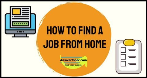 How To Find A Job From Home - ways to get online job