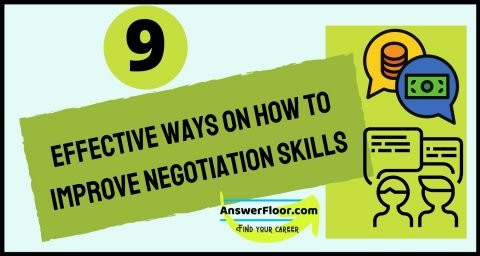 Effective Ways on How to Improve Negotiation Skills