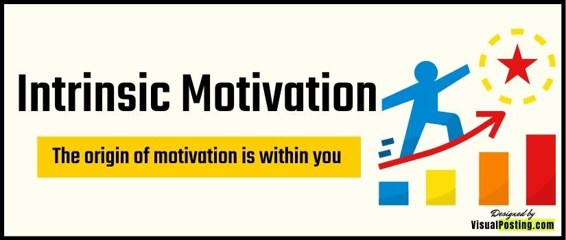 Intrinsic Motivation: The origin of motivation is within you