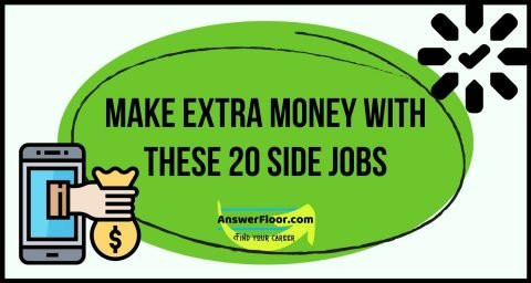 Make Extra Money with these Side Jobs