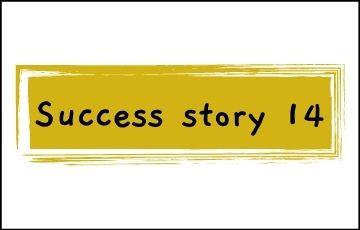 Success story 14