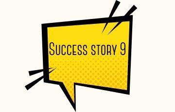 Success story 9