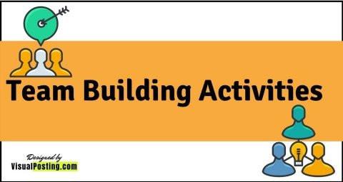 Team Building Activities for improve work performance