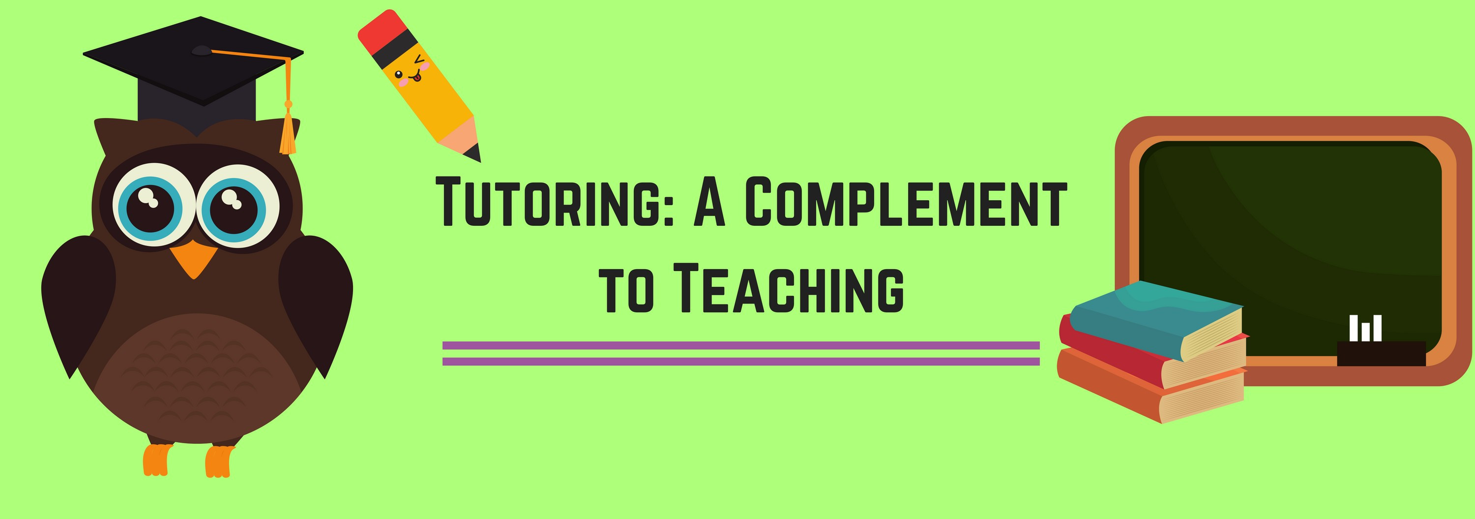 Tutoring: A Complement to Teaching