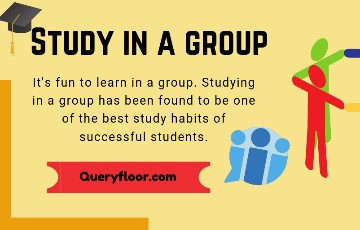 Study in a group