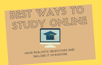 How to study online for the best results