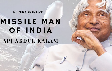 5 things to learn from the success of A.P.J Abdul Kalam
