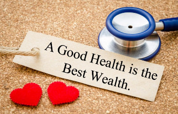 Main factors contribute to Good health