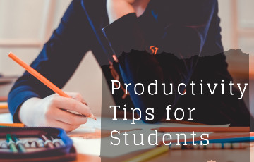 11 Easy Productivity Tips for Students