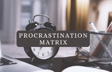 How does Procrastination Matrix work? How can I use it to overcome my Procrastination?