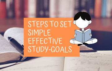 6 Tips to Set Easy Studying/Learning Goals for Students