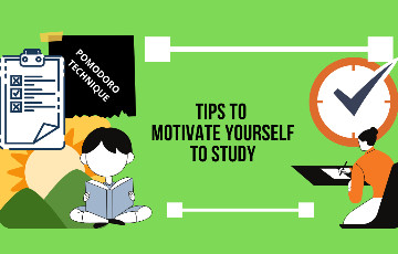 How to Motivate Yourself to Study?