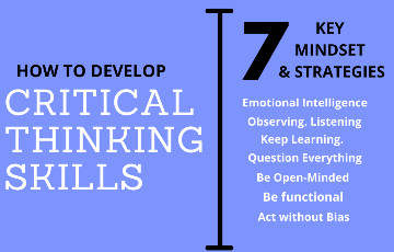 How to Develop Critical Thinking Skills?
