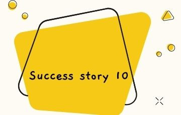 Success story 10