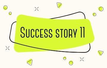 Success story 11