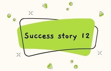 Success story 12