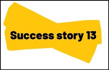 Success story 13