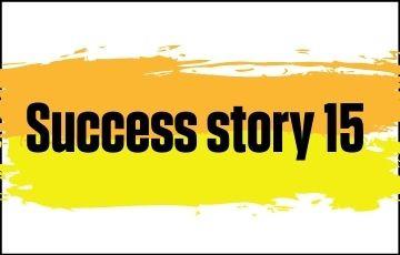 Success story 15
