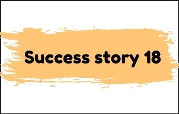 Success story 18