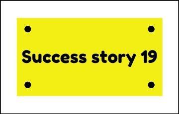 Success story 19