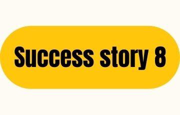 Success story 8