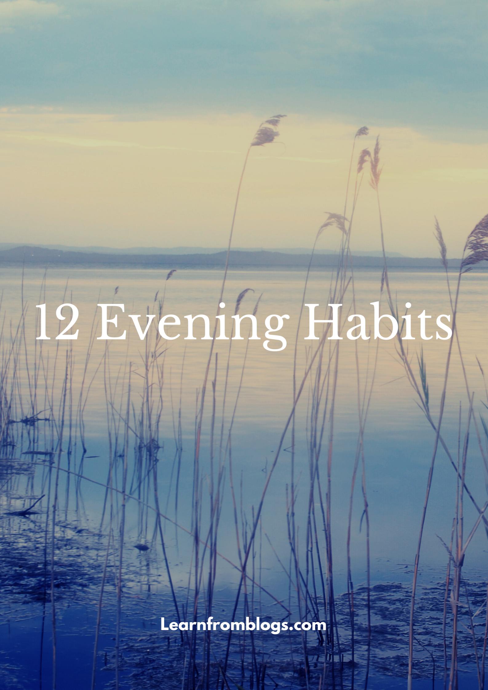 12 Evening Habits.png