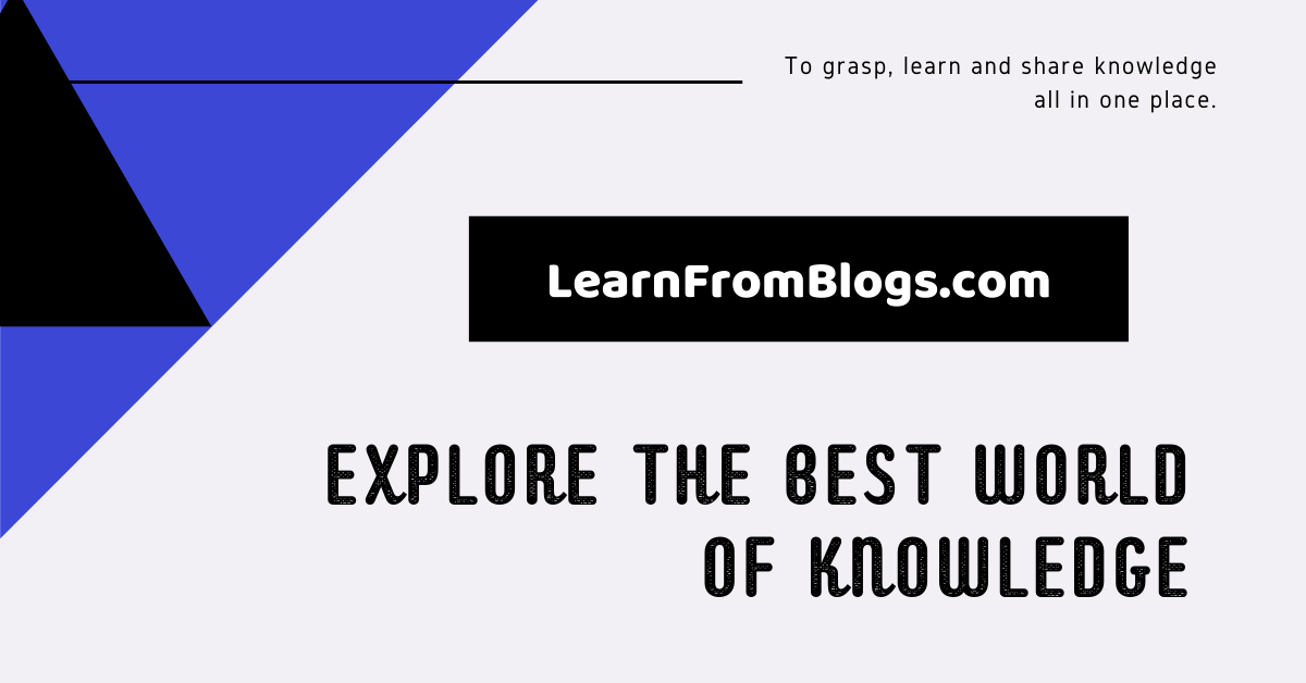 Explore the best world of knowledge